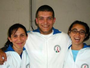Iotti, D'Angela e Sabbioni
