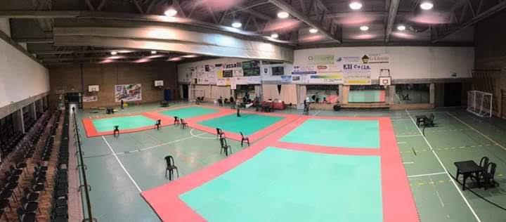 Tatami gare Fighting e Duo System Ju Jitsu Team Bologna